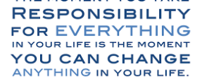 Responsible, Accountable and Ownership